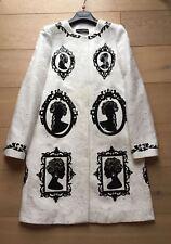 Dolce & Gabbana  Dolce & Gabbana Women Embroidery Coat (Supper cheap check tag)