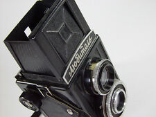 1952 made !! Rare early Lubitel camera 6x6. Very good condition. s/n 52020945