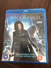 Underworld: Awakening Blu-Ray (2012) 3D