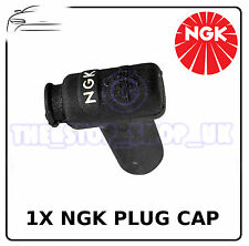 1x Genuine NGK Black Spark Plug Cap To Fit Honda MBX50 SD 1986-1988 SPC2NA92