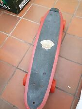 Vintage 1970 s Skateboard fibreflex Deck kryptonic rouges acs651 camions