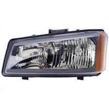 Fits CHEVROLET SILVERADO (CLASSIC) 2003-2004 Headlight Left Side 10366037