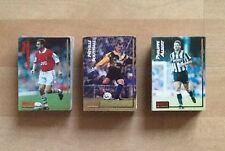 MERLIN ULTIMATE FOOTBALL CARDS 1995/96 - FINISH YOUR COLLECTION - FULL LIST