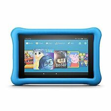 "Amazon Fire 7 Kids Edition 7"" 16GB Tablet-Blue"