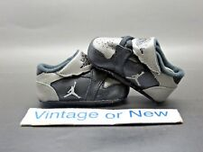 Nike Air Jordan 1 I 1st CB Crib Shadow Toddler TD BT Newborn 2013 sz 2C
