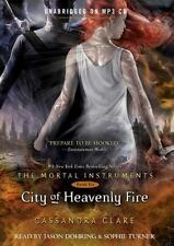 The Mortal Instruments: City of Heavenly Fire 6 by Cassandra Clare (MP3 CD)