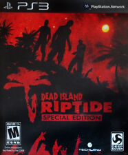 Dead Island: Riptide special edition  PS3  NEW