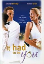 It Had to Be You [DVD NEW]