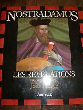 Nostradamus Les révélations présentées par John Hogue Arthaud
