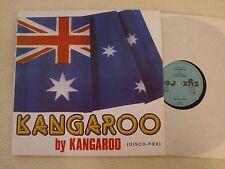 KANGAROO - Same - 2 Track Maxi Zyx Records 1983