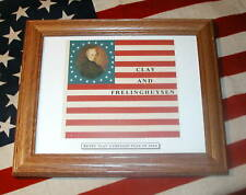 26 Star American Flag..Henry Clay Campaign Flag of 1844