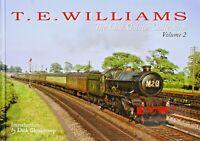 T.E. WILLIAMS: The Lost Colour Collection Vol. 2 BOOK POST FREE RRP £24.95