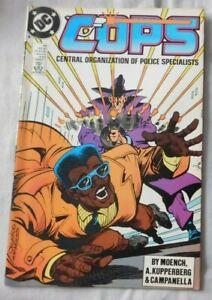 COPS #14 DC Comics