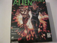 Alien Odyssey new factory sealed PC game CD-ROM Argonaut Software 1995