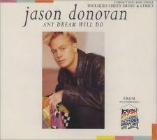 Jason Donovan Any dream will do (1991) [Maxi-CD]