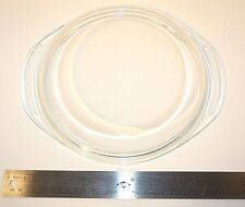 Pyrex Round 684-C A-31 Replacement Glass Lid With Tab Handles