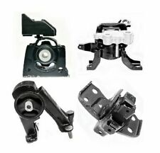 4PC MOTOR MOUNT FOR 2010-2015 TOYOTA PRIUS 1.8L AUTOMATIC FAST FREE SHIPPING