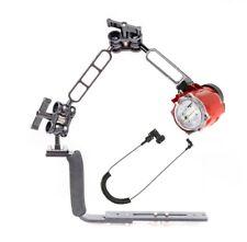 Inon S2000 -  Mounted on a Ocean Tray Arm Kit Light Set