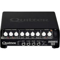 Quilter Labs OverDrive 202 Guitar Head Black