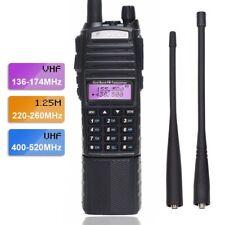 BaoFeng UV-82T Tri-Band VHF UHF 220-260Mhz Amatuer Two Way Radio Portable Ham B