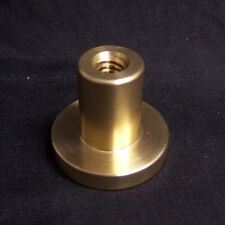"""1 1/4"""" 5 Pitch Right Hand Flange Type Acme Bronze Nut"""