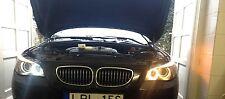 ►2X BMW 5er E60LCI E60 Limousine LCI Facelift ANGEL EYES STANDLICHTER XENON LED