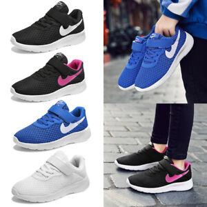 Klettverschluss Kinder Sneaker Jungen Schuhe Mädchen Sport Turnschuhe Laufschuhe