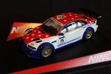 Ninco BMW M3 GTR 2002 1:32 #75 Hans Ambaum (NED) Euro GT Zandvoort 2002