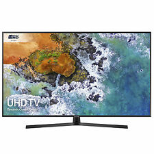 "Samsung Series 7 NU7400 43"" 4K Ultra HD HDR LED Smart TV - Charcoal Black"