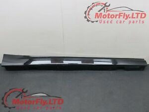 2011 BMW 3 SERIES E90 DRIVER RIGHT SIDE SKIRT IN BLACK