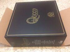 QUEEN Complete Studio Albums Limited Coloured Box Vinyl 18 LP BOX SET NEW