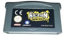 RAYMAN RAVING RABBIDS NINTENDO DS LITE Game Boy Advance Gioco Bambini Bimbi 3Ds