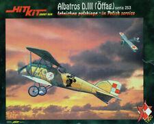 Hit Kit 1:72 Albatros D.III Offag Series 253 Plastic Model Kit U