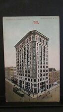 Vintage Postcard - Rochester NY - Chamber of Commerce Building - Posted 1907