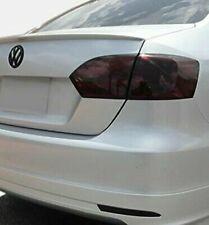 11-14 Volkswagen Jetta Smoke Tail Light 35% Light Smoked Tint Cover Overlays