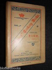 Fisch von S Beaty pownall; 1903-Königin Kochbuch 12-Edwardian Kochen/Küche