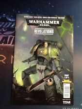 Titan Comics. Warhammer 40,000 Revelations Part 1 Of 4 (Cbu087)