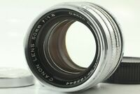 [Optical Mint] Canon 50mm f/1.8 Leica Screw Mount L39 LTM Silver from JAPAN #249