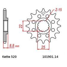 Kit de Cadena Polaris oulaw MXR 450 08-10, CADENA RK GB 520XSO 98 , abierto, Oro