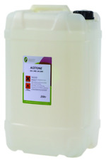 Pure Acetone 5L & 25L - Powerful Solvent and Cleaner. Nail polish Remover