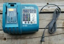 Makita DC18RA S 120V 240 Watt 7.2-18V Ni-Mh & Li-ion Battery Fast Charger