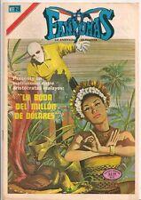 Fantomas #179  1974 Color Mexico Spanish Lang FINE