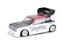 1:12 Karosserie Schumacher SupaStox Hot Hatch Type TS, unlackiert