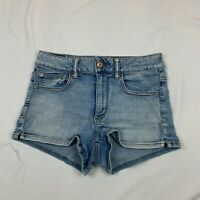 American Eagle Outfitters Super Stretch High-Rise Shortie Size 6 EUC