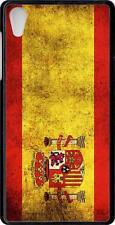 Carcasa dura case Sony Xperia Z3 bandera espana