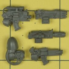 Warhammer 40K space marines deathwatch tuer équipe tamis & combi arme pièces