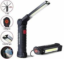 Lampe Travail LED 5 Mode Torche Baladeuse LED Inspection Reparation Rechargeable
