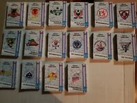 1999-00 Eishockey News COMPLETE SET OF 330 CARDS EUROPEAN CARDS SET