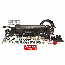 VIAIR Stealth Black 20014 Dual 380c Air Compressor 2.5g Tank On Board Air 200psi