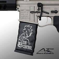 AR Soc Gun Control/ Mag Sock- Mag Wraps-fits: Polymer 30rd Mags  PMag